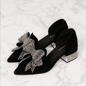 New. JEFFREY CAMPBELL Valenti Bow Loafer (9.5)